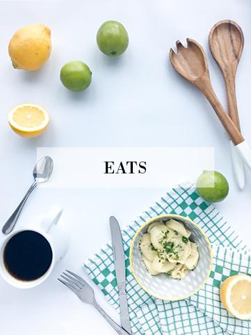 Eats Blog Post Category