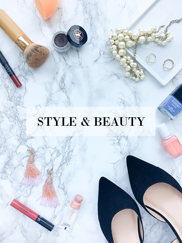 Style and Beauty Blog Post Category