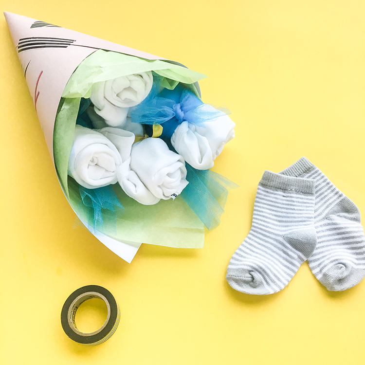 OMC Baby Shower Gift Bouquet