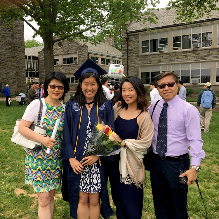 OMC Chen Family Graduation Villanova