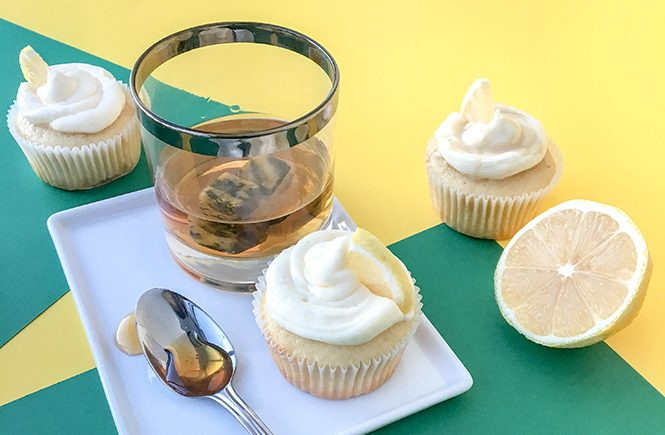 OMC Hot Toddy Cupcakes