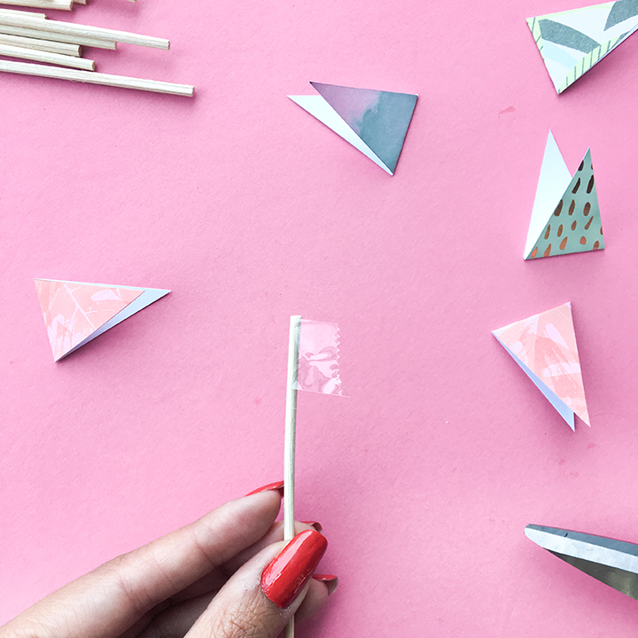 DIY Reed Diffuser Crafting Tape